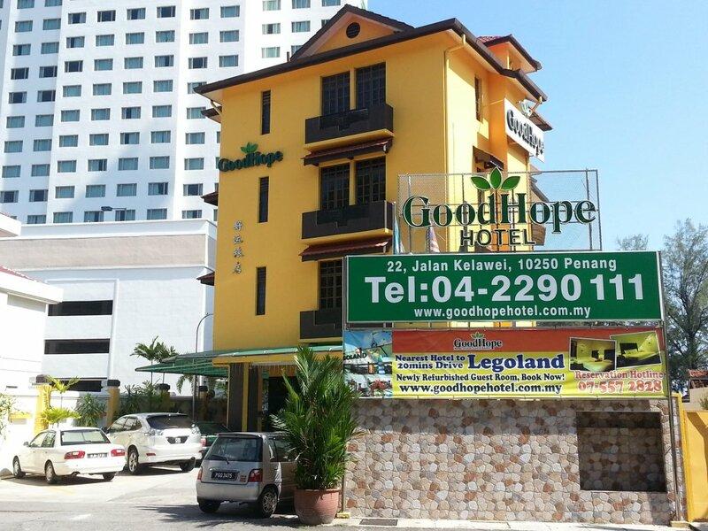 GoodHope Hotel, Kelawei-Penang