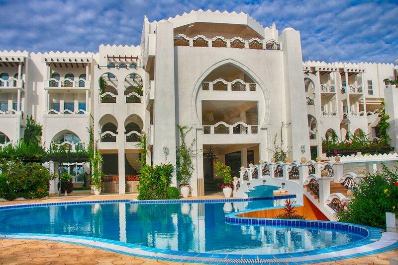 Отель Madinat Al Bahr Business & SPA Resort