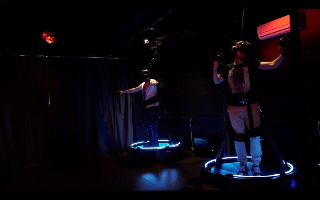 клуб виртуальной реальности — Vr Imperia — Москва, фото №3