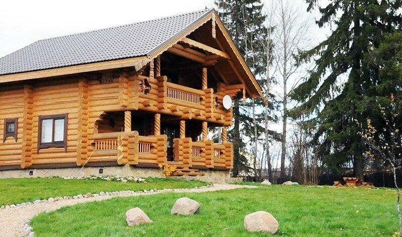 турбаза — Дом на Селигере — Тверская область, фото №1