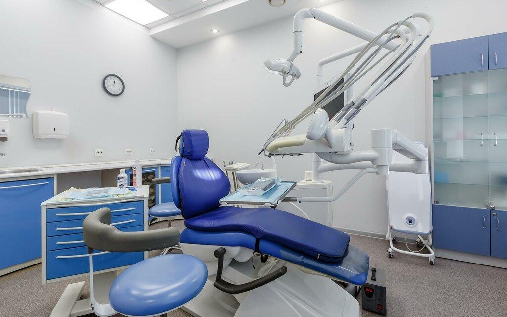 стоматологическая клиника — Клиника эстетической стоматологии Денти — Санкт-Петербург, фото №1