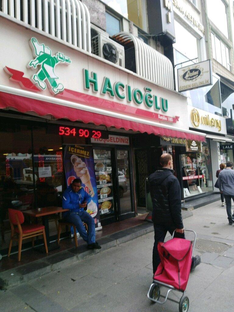 fast food — Hacıoğlu — Fatih, photo 1