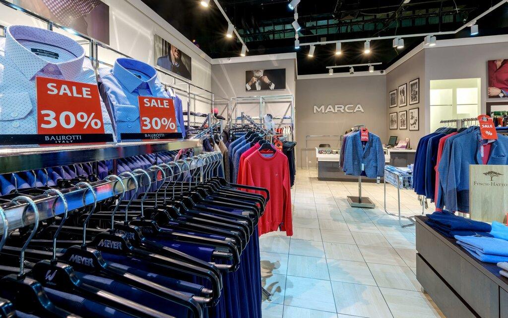 Marca Магазин Одежды В Спб