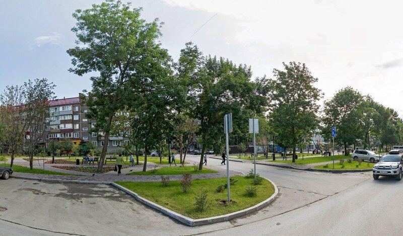 Квартира на бульваре Анкудинова 13