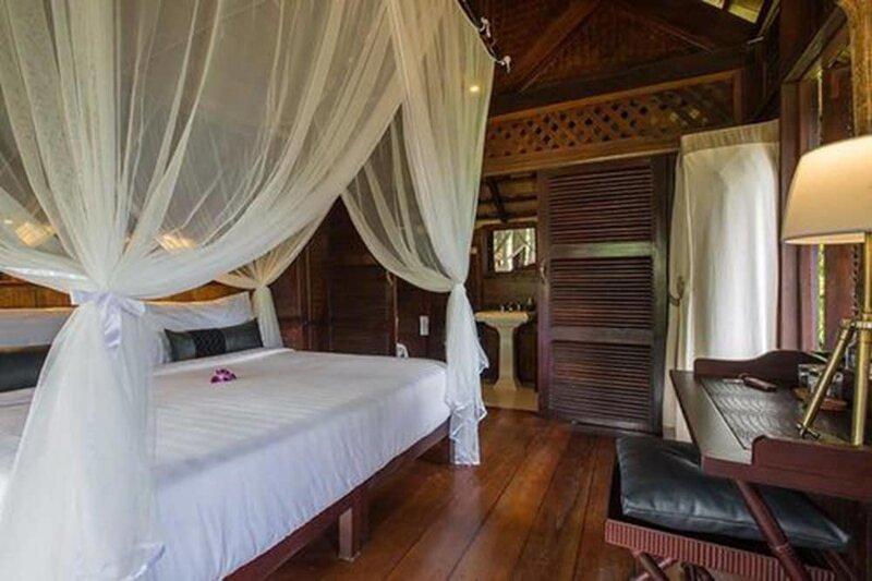 Mekong Cruises - The Luang Say Lodge & Cruises - Luang Prabang to Huay Xai