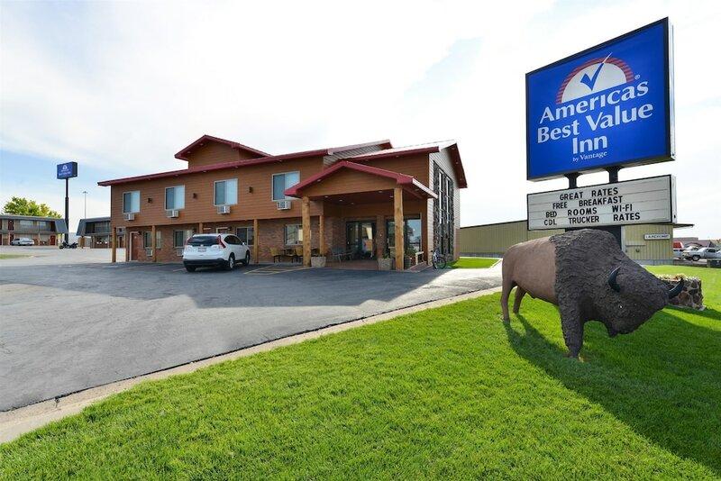 Americas Best Value Inn-Wall