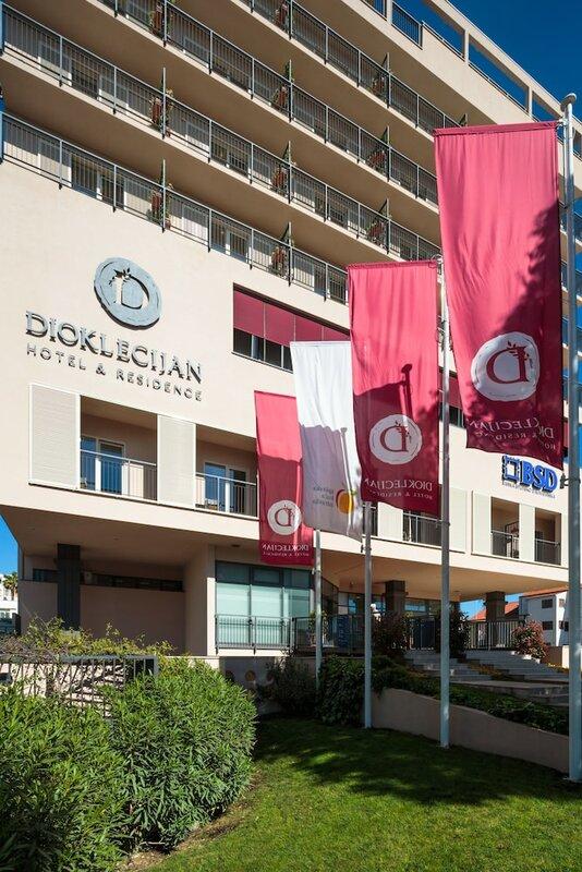Отель Dioklecijan Hotel & Residence