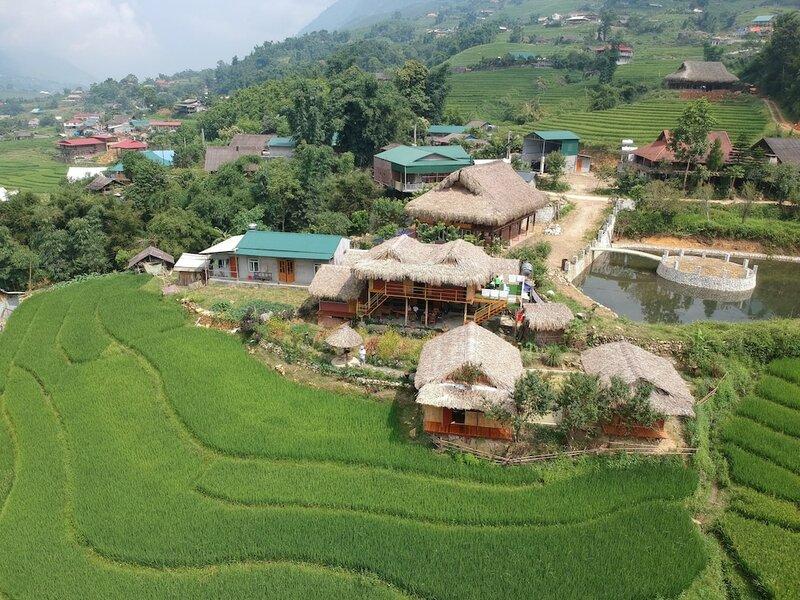 Golden Rice Garden Sapa