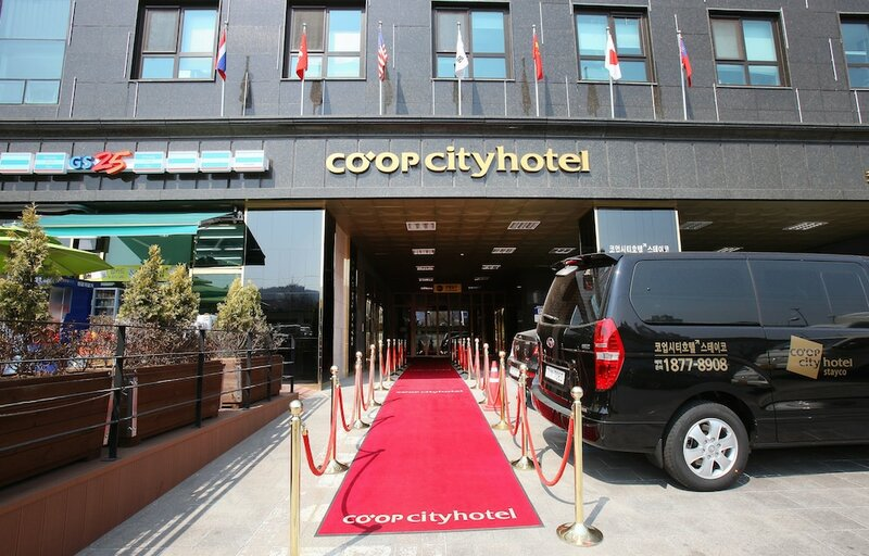 Coop City Hotel Oryu Station