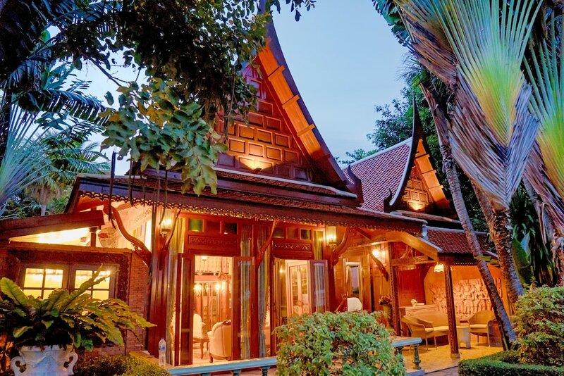 Вилла Royal Thai