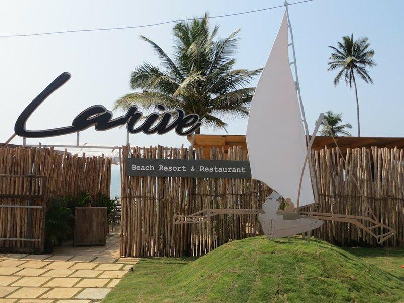 Larive Beach Resort