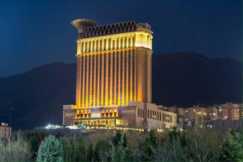 Отель Espinas Palace