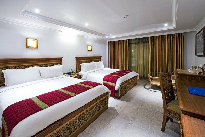 Отель Chariot Beach Resorts