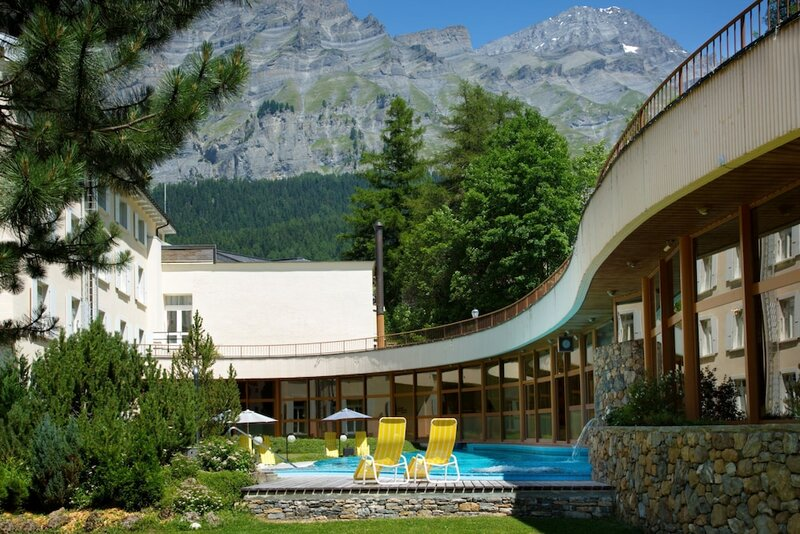 Thermalhotels und Walliser Alpentherme & SPA Leukerbad