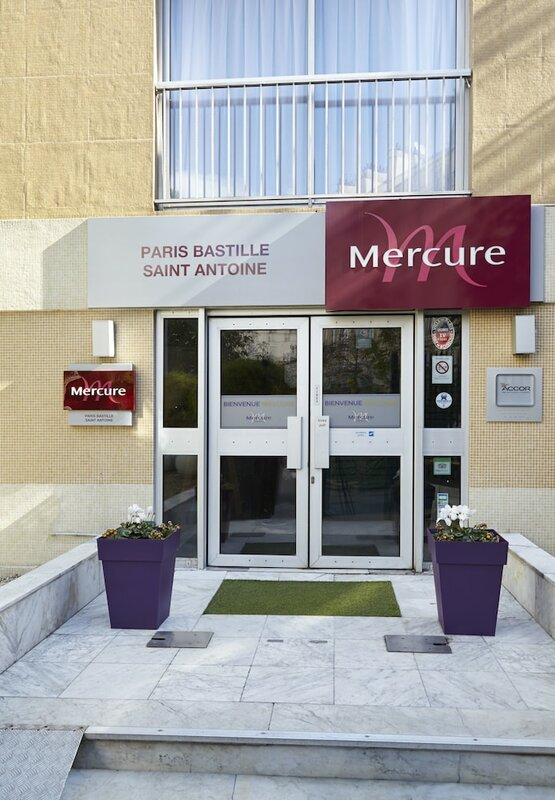 Mercure Bastille Saint Antoine