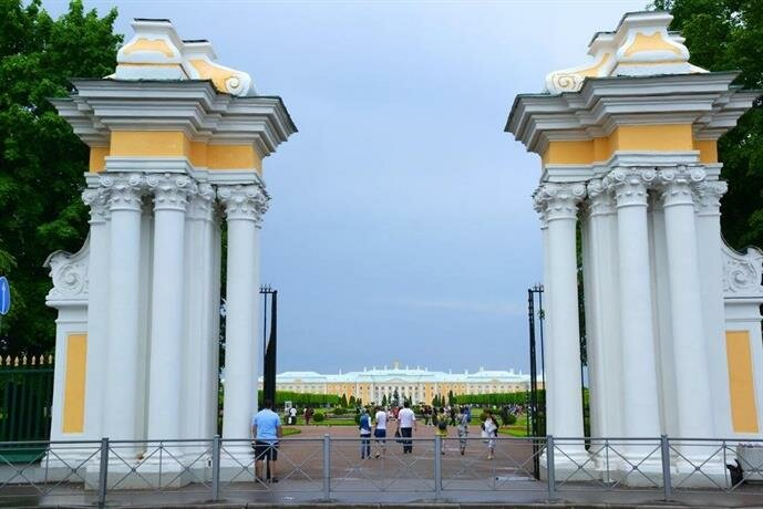 Mini Hotel Na Sankt Petersburgskom