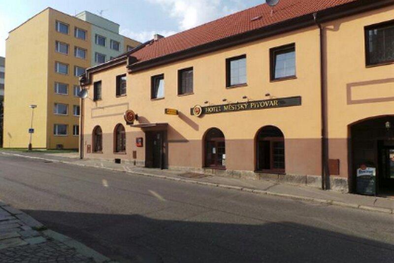 Hotel Městský pivovar