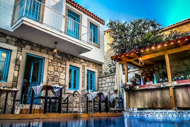 Mavi Ruzgar Alacati Hotel