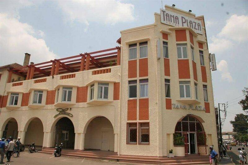 Tana Plaza Hotel