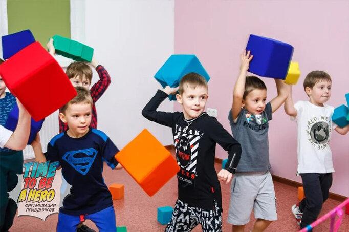 организация и проведение детских праздников — Время быть героем — Минск, фото №10