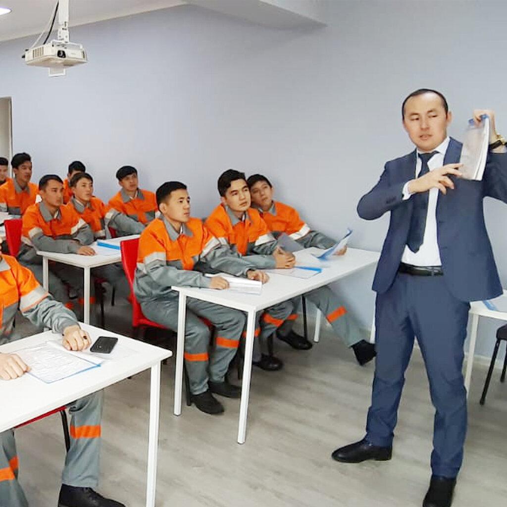 колледж — Алматинский государственный политехнический колледж — Алматы, фото №2