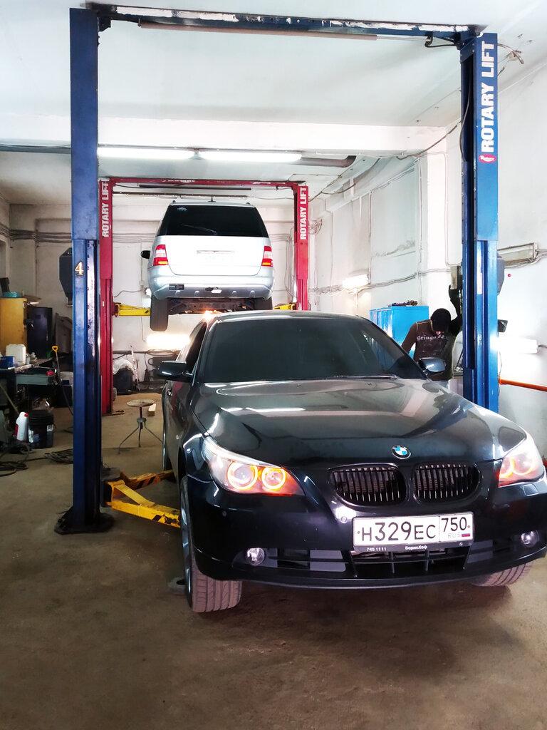 кузовной ремонт — Техцентр Шифт — Королёв, фото №4