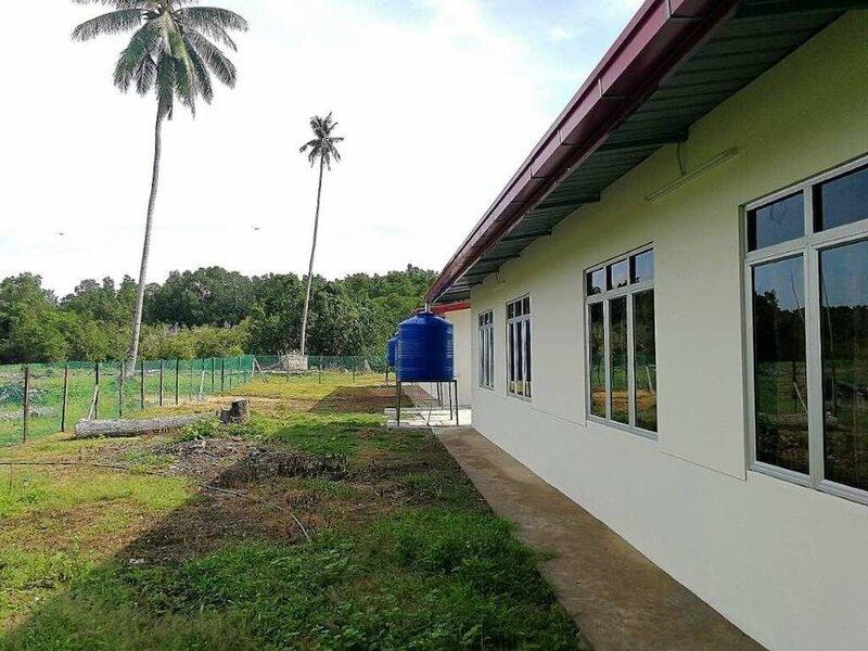 Tambisan Island Lodge