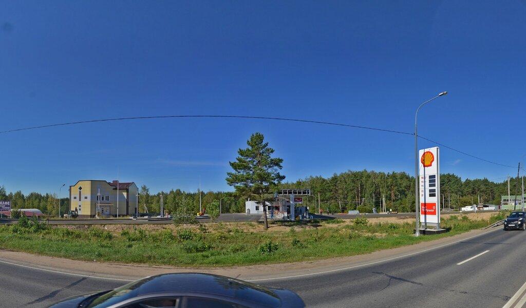 Панорама кафе — Лесная поляна — деревня Мстихино, фото №1