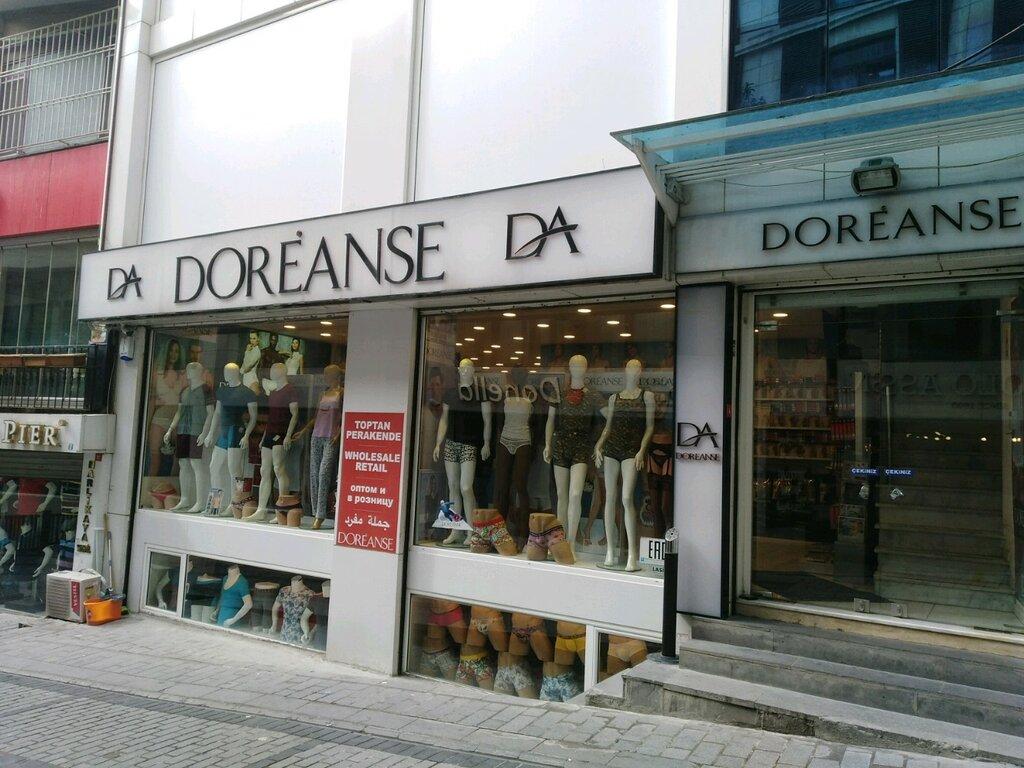 i̇ç çamaşırı ve mayo mağazası — Doreanse — Fatih, photo 1