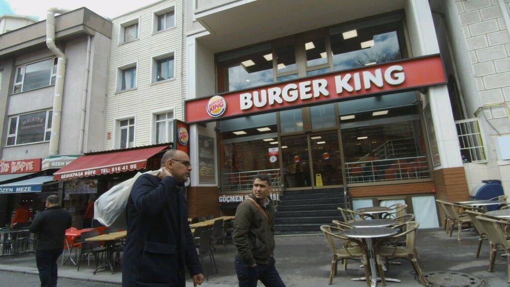 fast food — Burger King — Fatih, foto №%ccount%