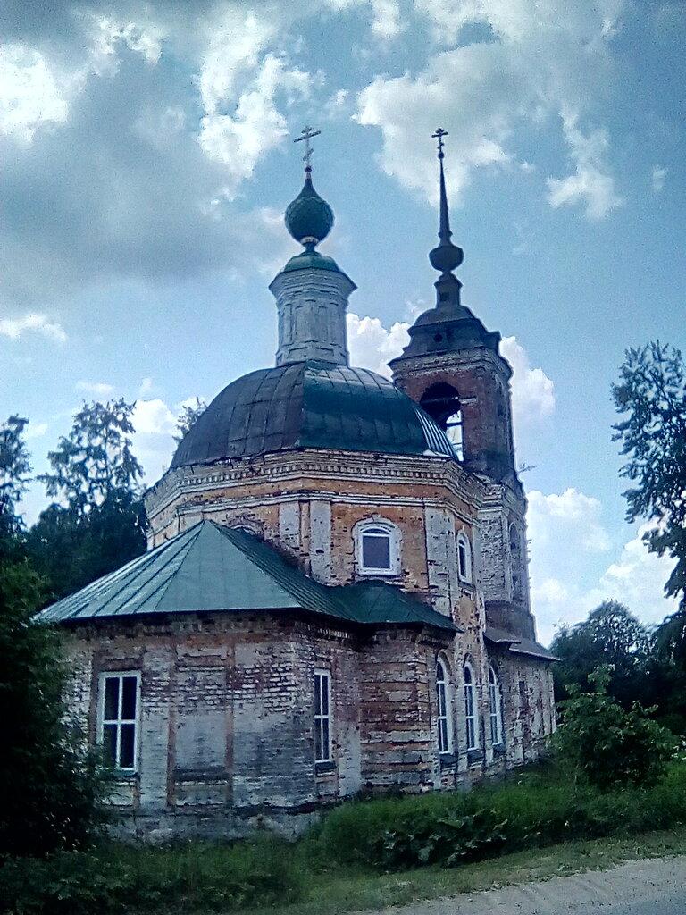 церкви ярославской области фото коронавирусом решили разместить