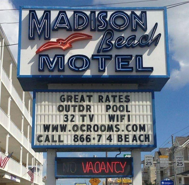 Madison Beach Motel