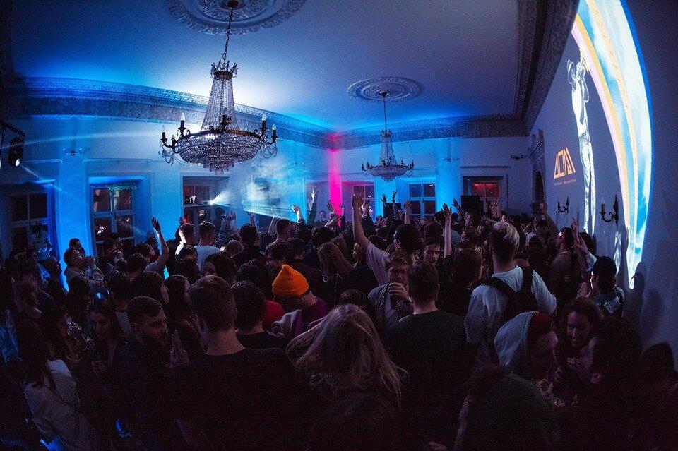 Ночной клуб в москве павелецкая ночной клуб медуза
