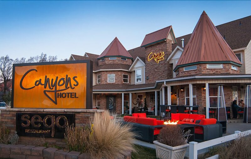 Flagstone Boutique Inn & Suites, Canyons Collection Property