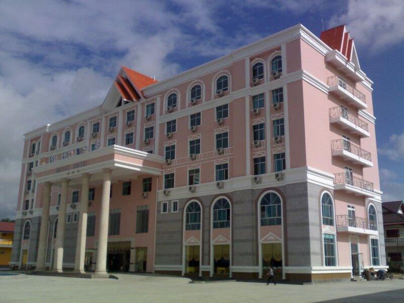 Royal Hotel Luang Namtha ' Huang Ching'