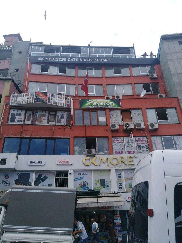 kafe  — Yeditepe Teras Cafe Restaurant — Fatih, photo 1