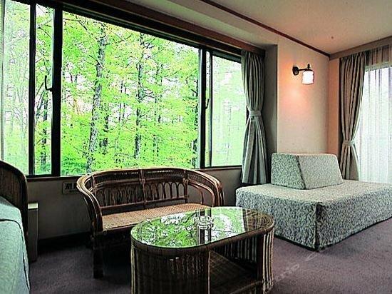 The Hotel Fujiyama