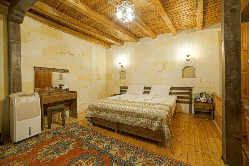 Cappadocia Cave Rooms