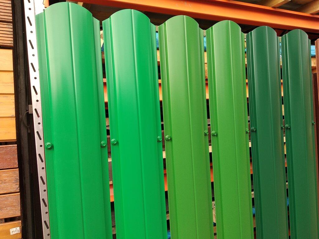 металлические заборы и ограждения — Завод Профиль — undefined, фото №3