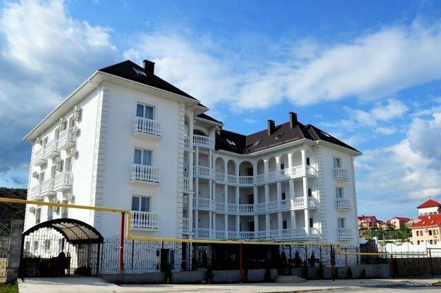 Отель Белые Паруса