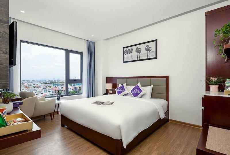Отель Aria Grand Hotel & SPA