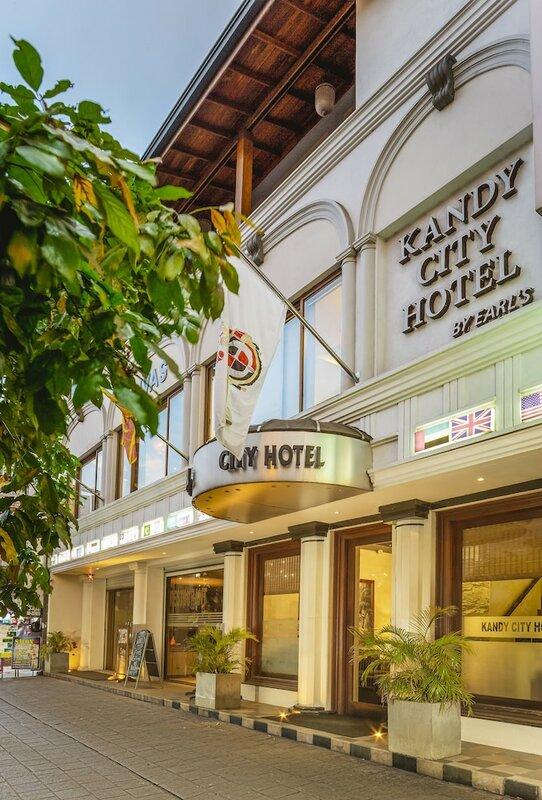 Отель Kandy City by Earl's