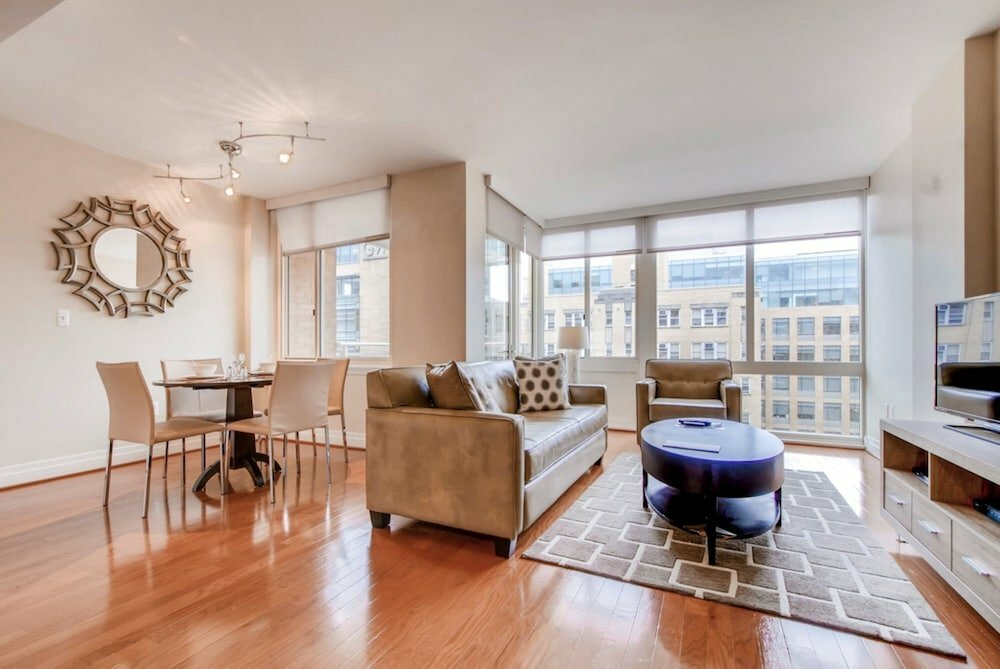 гостиница — Bluebird Suites on Washington Circle — City of Washington, фото №5