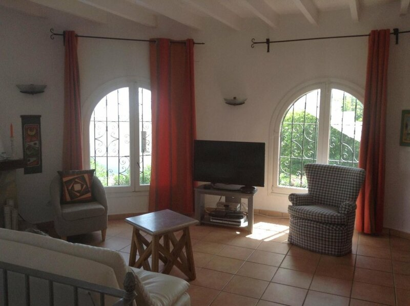 Villa With 4 Bedrooms in Jávea, With Private Pool, Enclosed Garden and
