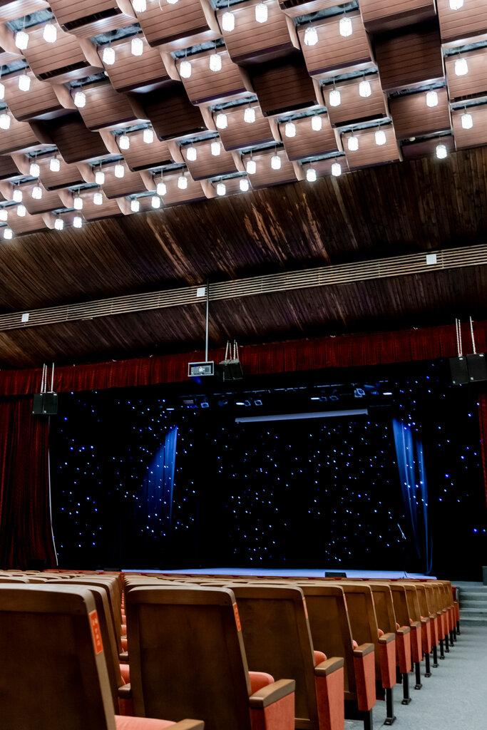 концертный зал — Останкино — Москва, фото №2