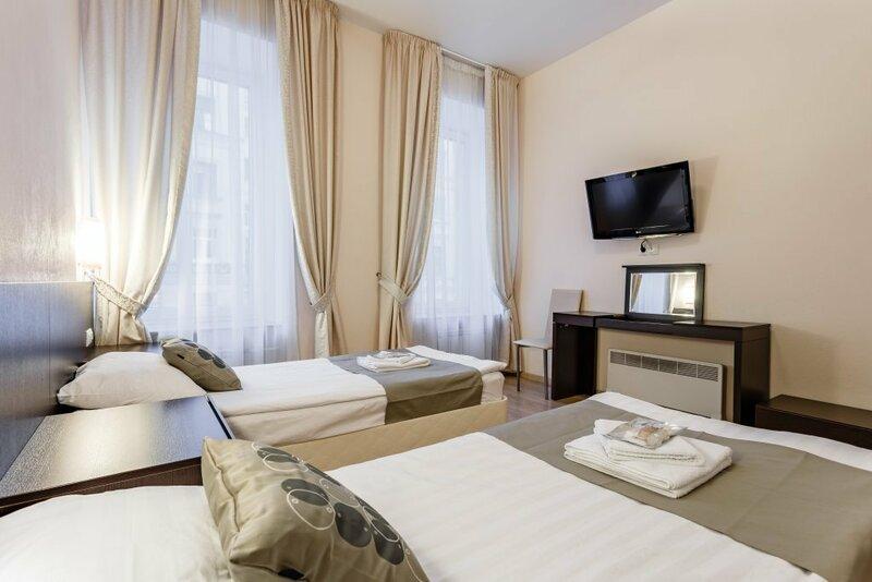 Roomp Moskovskij Vokzal Minihotel