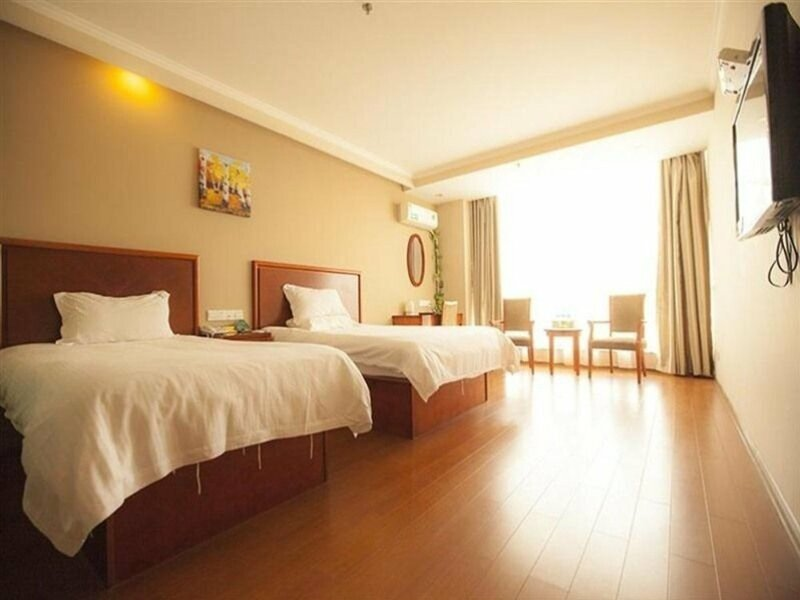 GreenTree Inn Shanghai Changxing Island Yuansha Fishing Port Hotel