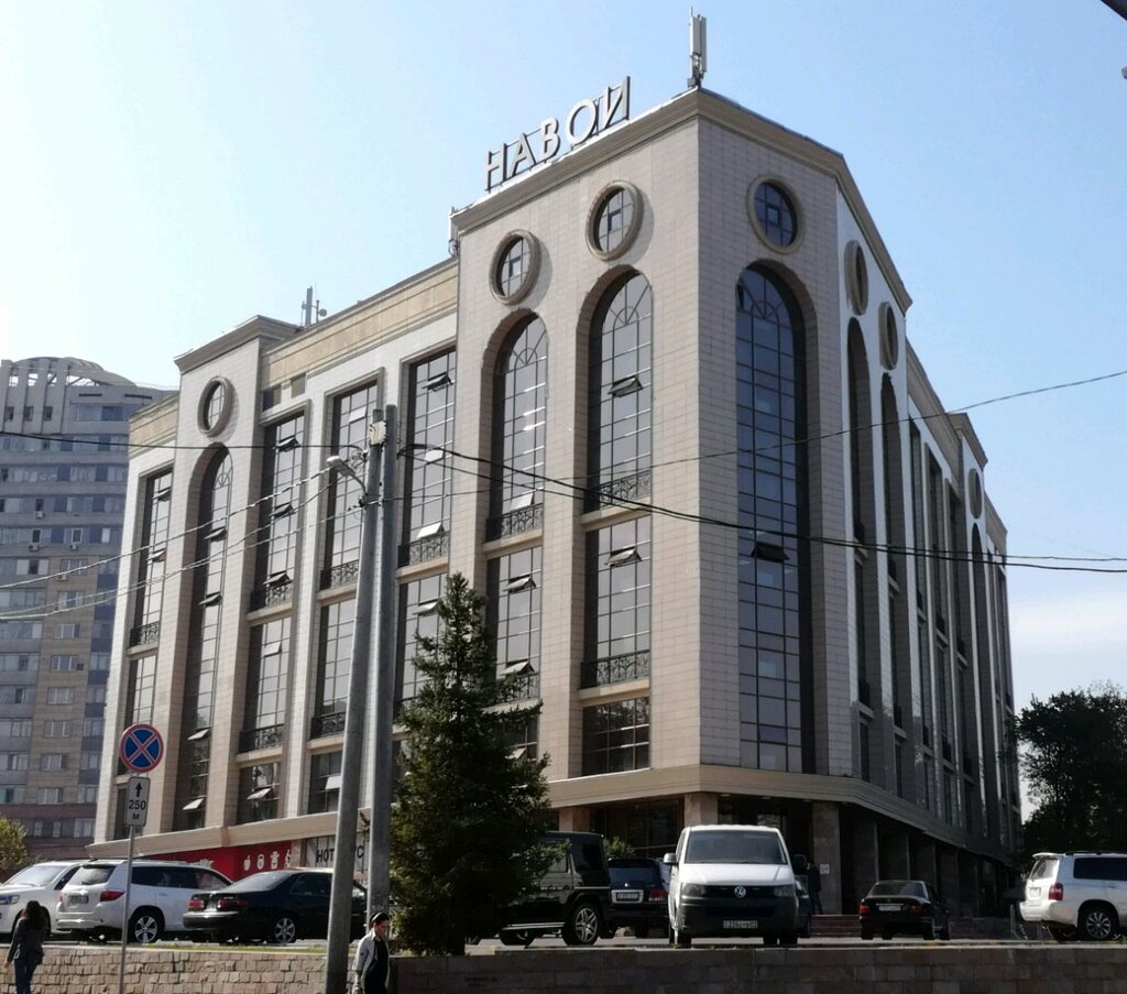 бизнес-центр — Бизнес-центр Навои Тауэрс — Алматы, фото №1