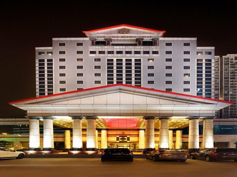 New City Garden Hotel