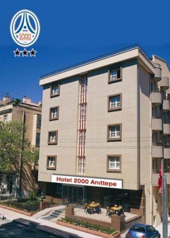 Hotel 2000 Anittepe